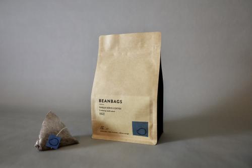 Decaf beanbags